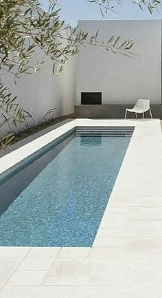 21 Best Swimming Pool Designs [Beautiful, Cool, and Modern] - Begin intending &. - 21 Best Swimming Pool Designs [Beautiful, Cool, and Modern] – Begin intending & researching rega - Small Swimming Pools, Small Backyard Pools, Backyard Pool Designs, Small Pools, Swimming Pools Backyard, Backyard Fences, Swimming Pool Designs, Backyard Landscaping, Indoor Pools