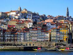 Porto New York Skyline, Times Square, Transportation, Travel, Blog, Porto, Tiles, Europe, Viajes