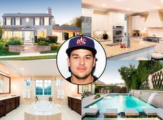 Rob Kardashian Just Snagged a Bachelor Pad: Kris Jenner Buys Her Son a $2.3 Million Calabasas Home   E! Online