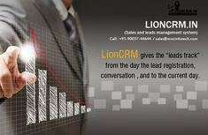 LIONCRM #leads the #management #Software to help business people to manage their leads. Marketing Software, Business Marketing, Lead Management, Customer Relationship Management, Lion, People, Leo, Lions, People Illustration