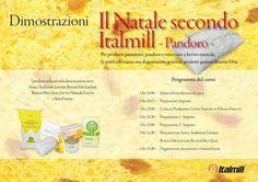 """Corso dimostrativo """"Il Natale secondo Italmill - Pandoro"""" a Brescia il 25/11/2013"""