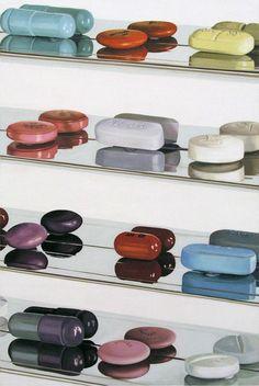 Damien Hirst, Twelve Pills (2004-2005), via Artsy.net