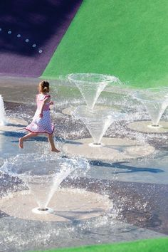 Urban Landscape Design Parks Architecture Ideas For 2019 Water Playground, Kids Indoor Playground, Park Playground, Playground Design, Playground Ideas, Modern Playground, Children Playground, Natural Playground, Urban Landscape