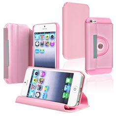@Overstock - This is a BasAcc pink leather swivel case for Apple® iPhone 5. Protect your cell phone against bumps and scratches with this case.http://www.overstock.com/Electronics/BasAcc-Pink-Leather-Swivel-Case-for-Apple-iPhone-5/7467655/product.html?CID=214117 $7.99