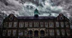 Pennhurst Asylum, we'll be going there someday