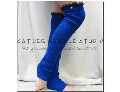 New Dancer ballerina yoga EXTRA LONG  leg by CatherineColeStudio, 25.00
