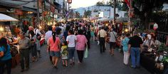 Walking Street Market, Chiang Mai, Thailand - Emily will be here Saturday, June 30 at 6:00 p.m.