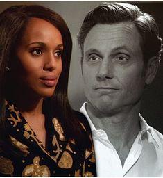 Power Couples, Cute Couples, Cute Couple Memes, Olivia And Fitz, Black Tv Shows, Tony Goldwyn, Mr President, Olivia Pope, Kerry Washington