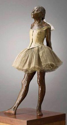 """Edgar Degas (1834-1917), """"The Little Fourteen- Year-Old Dancer"""""""