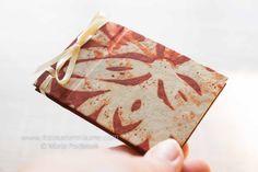 Valentinstagsgeschenke - Sweet Valentine - Minifotoalbum ´Passbild´ - ein Designerstück von mpodleisek bei DaWanda
