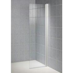 Pivoting shower wall, Bauhaus.fi