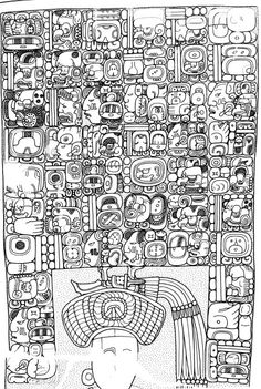mayan literature and art relationship