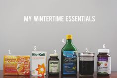 tales of me and the husband: my wintertime essentials.