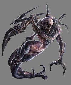 Evolve wraith by Tyrannuss555 on DeviantArt