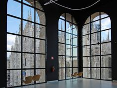 Museo del  Novecento (Italy).  'Milan's stunning collection  of 20th-century art  finally has the home it  deserves: Italo Rota's  remodelled Arengario  with its floor-to-ceiling  windows overlooking the  Duomo.' http://www.lonelyplanet.com/italy/milan/sights/other/museo-del-novecento