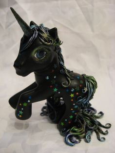 Galaxia a my little pony custom by by AssassinKittyCustoms on Etsy, £60.00