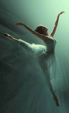 """When you dance, you break Away from the world, and move into a world surrounded…"