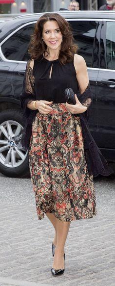 Crown Princess Mary of Denmark - 2016