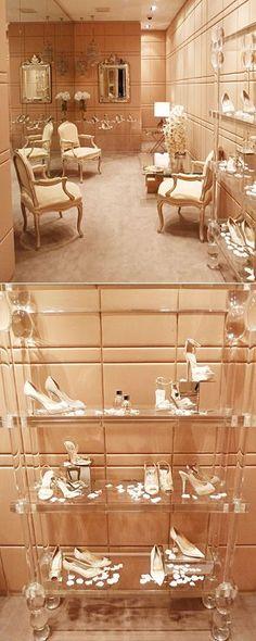 Jimmy Choo Bridal Room, Sloane Square