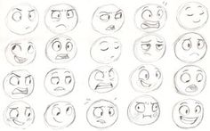 Expressions by *sharpie91 on deviantART