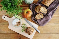 Pełny talerz: Tymiankowe rillettes z gęsi z jabłkową nutą