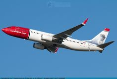 Foto Norwegian Air Shuttle Boeing 737-8JP EI-FHT