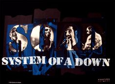 System of a Down Fabric Poster at AllPosters.com