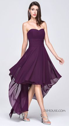 Fun and unique, you will surely turn heads with this striking evening dress. #JJsHouse #Eveningdresses