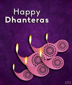 May this #Dhanteras Celebrations endow you with opulence and prosperity