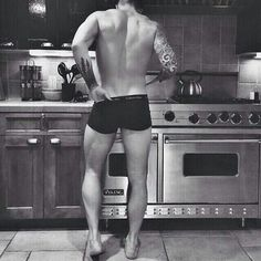 Can I wake up to this in my kitchen?