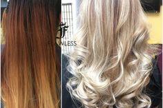 Blondes on pinterest for 20 volume salon gilbert