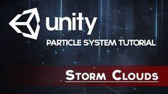 Unity 5 - Storm Clouds (Particle/VFX Tutorial)