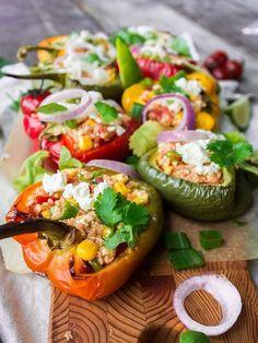 Plant Based Recipes, Veggie Recipes, Real Food Recipes, Healthy Recipes, Food N, Good Food, Food And Drink, Food Inspiration, Feta