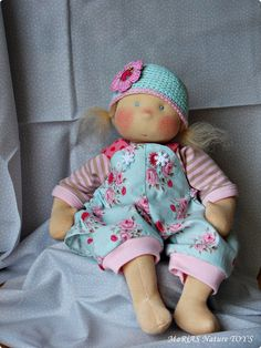 "Custom 16 "" doll delivered in June 2012"