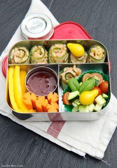 Zucchini - Sushi