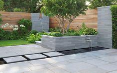 Exilis Sawn Garden Walling