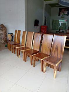 #slabsforsale #urbanwood #salvagedwood #design  #furniture #suar #acacia #stool #wood #interiors #woodslabs #woodworking  #liveedge #liveedgewood #table #longtable #liveedge #woodart #woods  #diningroom #diningtable #carving #acacias #trembesi #india #timber #timberwood #mejamakan #furnitureminimalis #jualkayu Outdoor Chairs, Dining Chairs, Dining Room, Dining Table, Outdoor Decor, Wood Furniture, Outdoor Furniture, Mini Ma, Live Edge Wood