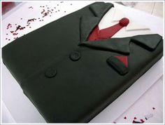 Suit Cakes - Google Search