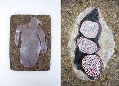 "Saatchi Art Artist Maia S Oprea; Collage, ""REALITY TABLET #8"" #art"