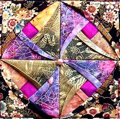 Crazy Quilt ~ Love