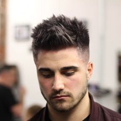 Men's Toupee Human Hair Hairpieces for Men inch Thin Skin Hair Replacement System Monofilament Net Base ( Popular Mens Hairstyles, Cool Hairstyles For Men, Cool Haircuts, Hairstyles Haircuts, Haircuts For Men, Men Hairstyle Thick Hair, Mens Spiked Hairstyles, Mens Haircuts Round Face, Men's Haircuts Fade