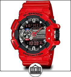 Reloj Casio G-shock Gba-400-4aer Hombre Combinado de  ✿ Relojes para hombre - (Gama media/alta) ✿