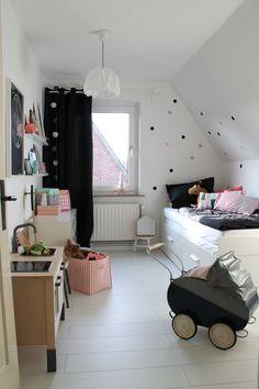 Baby Bedroom, Nursery Room, Girl Room, Girls Bedroom, Baby Decor, Kids Decor, Sibling Room, Big Girl Bedrooms, Kids Room Design