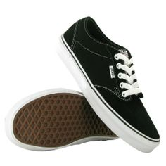 979e76aa2f11d4 VANS MENS SHOES ATWOOD BLACK WHITE AUS SELLER FREE POST US SIZES GHM Vans  Shoes