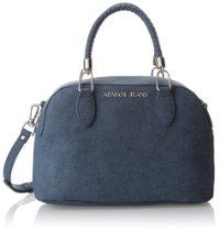 Armani Jeans Women's Rounded Bowler Bag, Blue, One Size From Armani Jeans Price: $245.00 & eligible for FREE Shipping on orders over $35. Available at: http://astore.amazon.com/womtre-20/detail/B00HU0JBLW