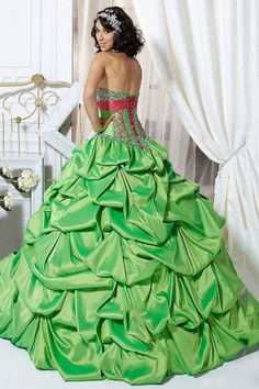 $254.09  #quinceanera #dresses #ballgown #vintage