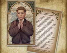 Bishop Sheen Holy Card or Wood Magnet 0003 by PortraitsofSaints