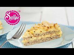 Sallys Rezepte - Schwedische Mandeltorte – glutenfrei / nachgemacht: Original trifft Sally