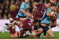 NSW v QLD - State Of Origin: Game 3  http://footyboys.com