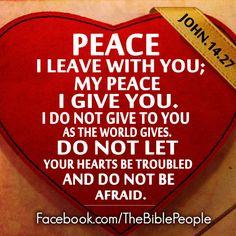 FAITH + LOVE = OBEDIENCE